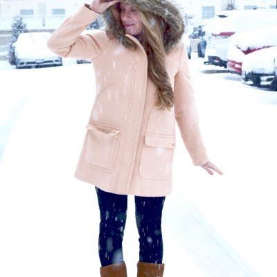 I'm Back + My Favorite Coat!!