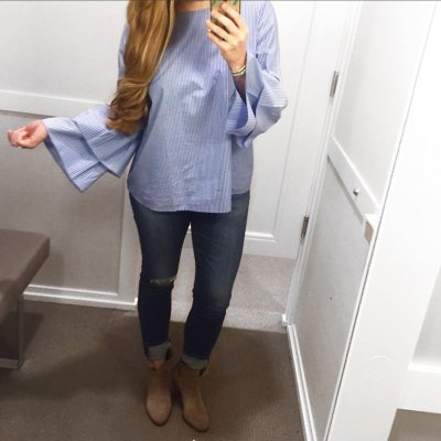 LOFT Spring Style – Try On