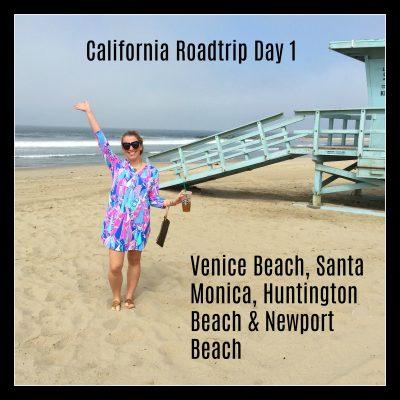 California Road Trip – Day 1