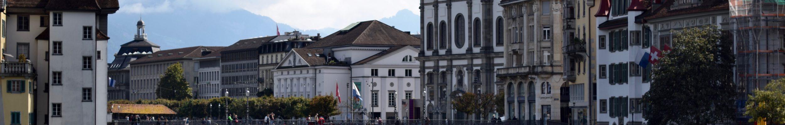 Lucerne, Switzerland Favorites + Where We Stayed