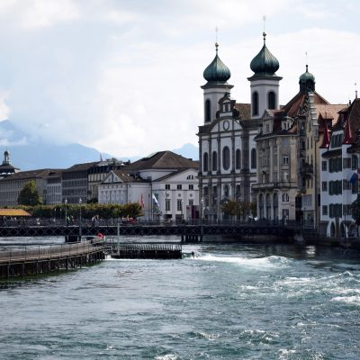 Lucerne, Switzerland Favorites + Where We Stayed